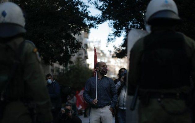 Μπαράζ προσαγωγών την ημέρα της δολοφονίας του Γρηγορόπουλου