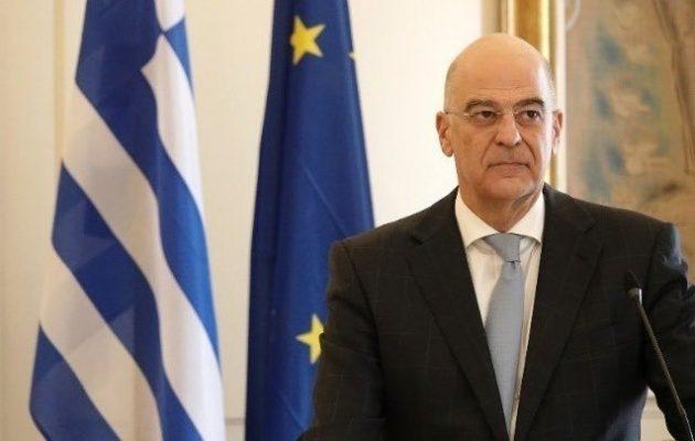 Ο Δένδιας κάλεσε την Τουρκία να σέβεται την ελληνική μειονότητα και να μην παραβιάζει τη Συνθήκη της Λωζάννης