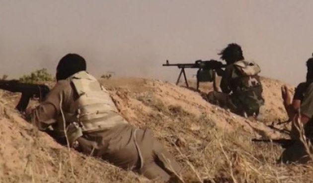 Το Ισλαμικό Κράτος «επέστρεψε δυναμικά» στη συριακή έρημο
