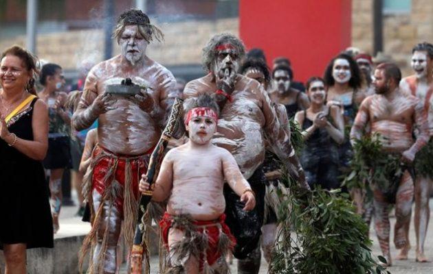 Με αφορμή την εθνική εορτή της Αυστραλίας η ΑΧΕΠΑ ζητά σεβασμό των ιθαγενών της χώρας