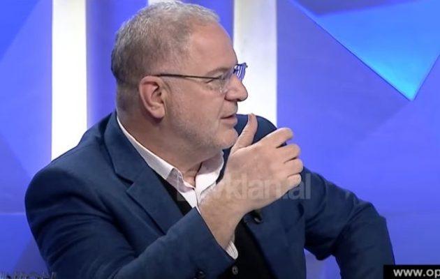 Μπατόν Χατζίου: Ο Έντι Ράμα ανέλαβε «να φέρει κοντά Ελλάδα και Τουρκία» σε διαπραγματεύσεις