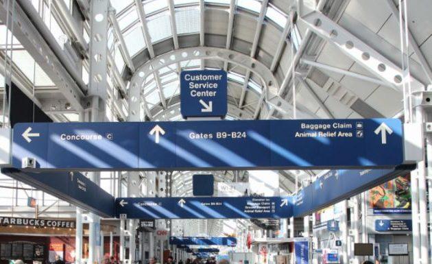 Άνδρας ζούσε επί τρεις μήνες στο αεροδρόμιο του Σικάγου επειδή φοβόταν να ταξιδέψει λόγω κορωνοϊού