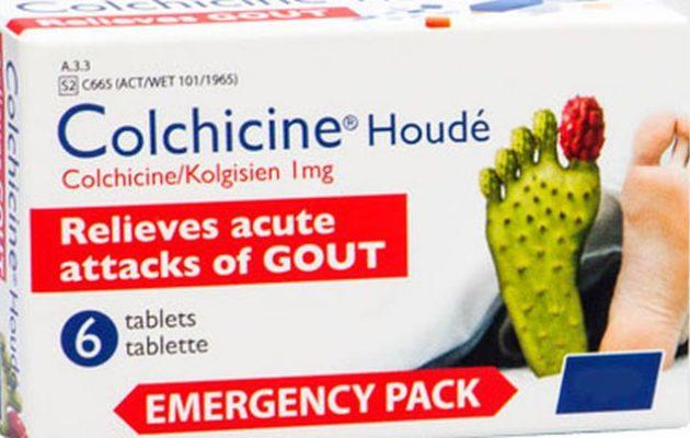 Τι είναι η κολχικίνη – Εξηγεί ο καθηγητής Γερ. Σιάσος