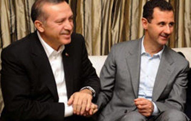 Κάτι φοβούνται στην Τουρκία και συμβουλεύουν τον Ερντογάν να συνομιλήσει με τον Άσαντ
