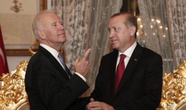 Ο Ερντογάν τρέμει μην «πληρώσει ένα τίμημα» όπως έχει δηλώσει ο Μπάιντεν