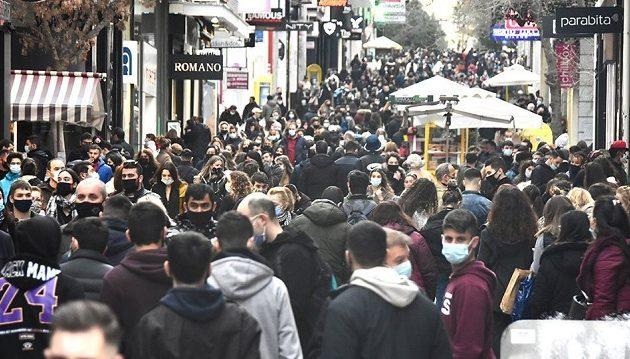 Έμποροι Αθήνας: Δεν θα αντέξουμε ένα ακόμη λοκντάουν