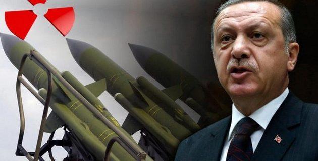 Ισραηλινός επιστήμονας: Η Τουρκία μπορεί να αποκτήσει πυρηνικά όπλα