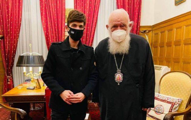 Ο Φουρθιώτης συναντήθηκε με τον Αρχιεπίσκοπο – Ο Ιερώνυμος καταδίκασε τη βομβιστική επίθεση
