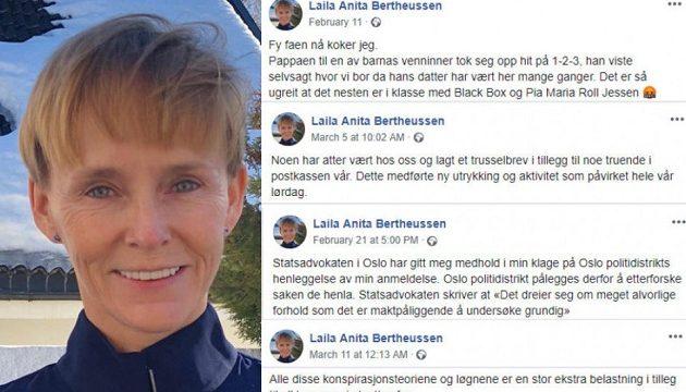 Φυλάκιση σε γυναίκα πρώην υπουργού της Νορβηγίας για απειλές σε πολιτικούς