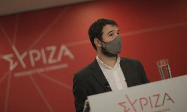Ηλιόπουλος: Η κυβέρνηση εν μέσω πανδημίας επανεκκινεί τους πλειστηριασμούς πρώτης κατοικίας