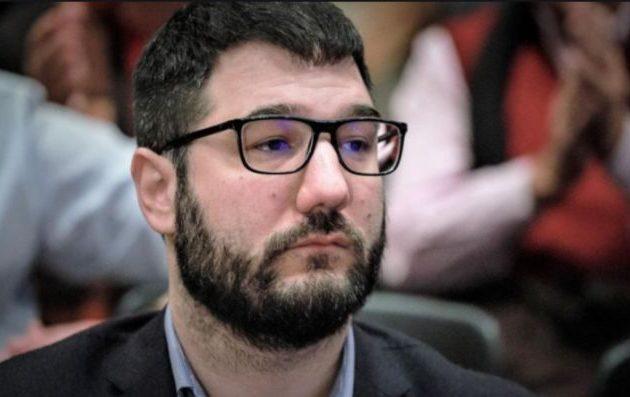 Νάσος Ηλιόπουλος: «Ποια η σχέση κυβέρνησης Μητσοτάκη-Φουρθιώτη;»
