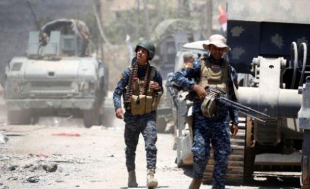 Συνελήφθησαν έξι τζιχαντιστές της οργάνωσης Ισλαμικό Κράτος στη Μοσούλη