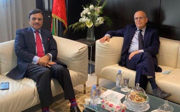 Πολύ σημαντικό: Ο πρεσβευτής του Ισραήλ στην Αθήνα συναντήθηκε με τον πρεσβευτή των ΗΑΕ – Τι συζήτησαν