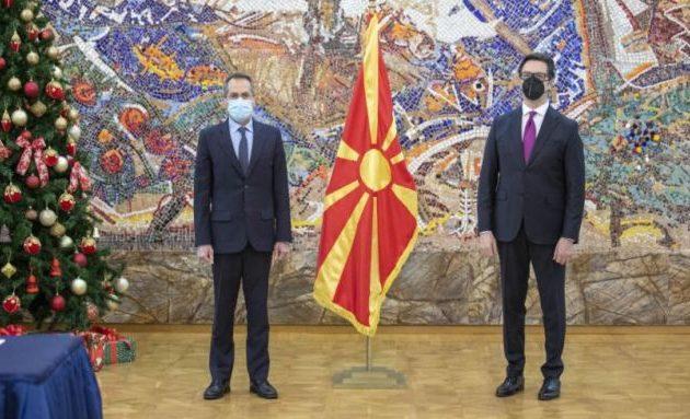 Ο Ρούσσος Κούνδουρος νέος πρεσβευτής της Ελλάδας στη Βόρεια Μακεδονία