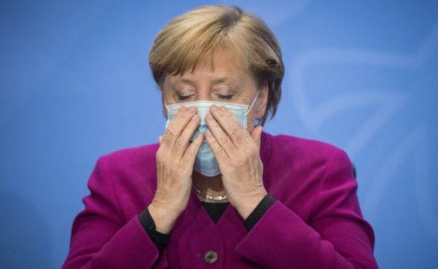 Η Μέρκελ ζήτησε συγγνώμη από τον γερμανικό λαό για την απόφασή της να επιβάλλει αυστηρό λοκντάουν το Πάσχα