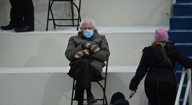 Μεγάλος κερδισμένος της ορκωμοσίας του Μπάιντεν ήταν ο… Μπέρνι Σάντερς