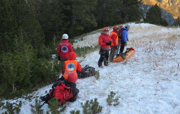 Γιατροί ορειβάτες σκοτώθηκαν στον Όλυμπο – Καταπλακώθηκαν από χιονοστιβάδα