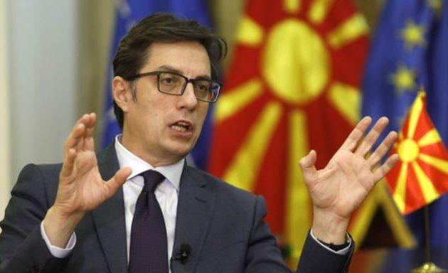 Ο Πενταρόφσκι παραβίασε τη Συμφωνία των Πρεσπών – Αναφέρθηκε σε «μακεδονική μειονότητα» στην Ελλάδα