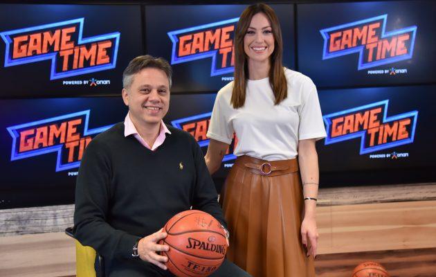 Ο κόουτς Δικαιουλάκος στο ΟΠΑΠ GAME TIME ΜΠΑΣΚΕΤ (βίντεο)