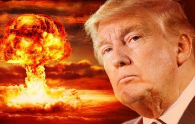 Τέλος η πρόσβαση στους πυρηνικούς κωδικούς για τον Τραμπ