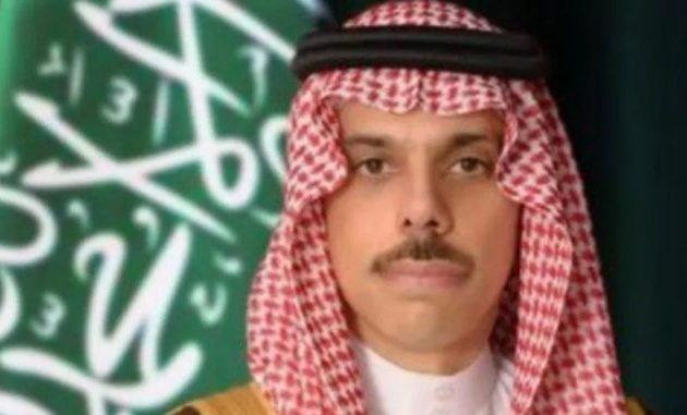 Σαουδάραβας ΥΠΕΞ: Θα έχουμε «εξαιρετικές σχέσεις» με την κυβέρνηση Μπάιντεν
