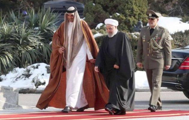 Το Κατάρ θέλει να συμφιλιώσει τους Άραβες με το Ιράν – Ποιο είναι το κίνητρό του;