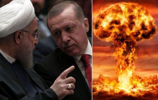 Τουρκία και Ιράν στη διαδικασία απόκτησης πυρηνικών όπλων – Στόχοι: Αθήνα, Ιερουσαλήμ, Άμπου Ντάμπι