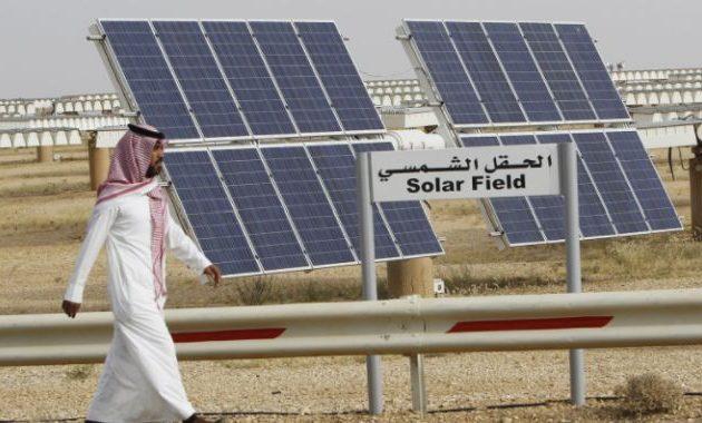 Έως το 2030 το 50% της ηλεκτρικής ενέργειας που καταναλώνει η Σαουδική Αραβία θα είναι από ανανεώσιμες