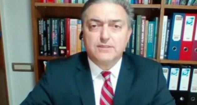 Βασιλακόπουλος: Αν κολλήσω έχω 17% κίνδυνο να πάθω θρόμβωση