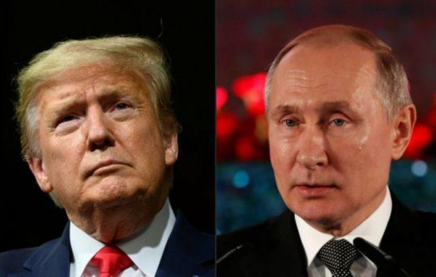 Νέο βιβλίο κατηγορεί τον Τραμπ ότι δούλευε μυστικά για τους Ρώσους και εκείνοι τον ξεχρέωναν