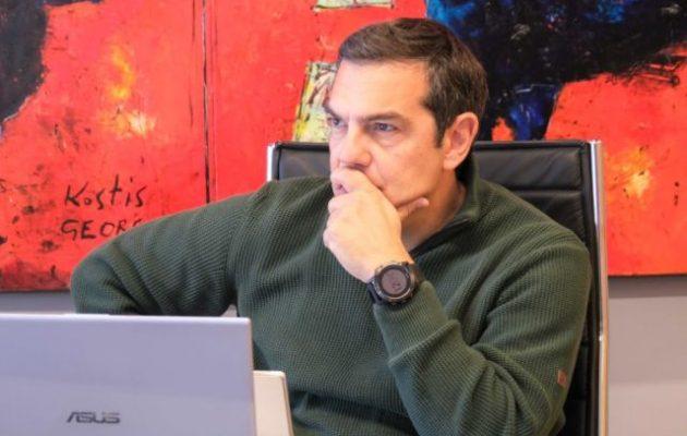 Τσίπρας: Ο Μητσοτάκης οδηγεί την εργατική τάξη στην κόλαση της θεσμοθετημένης ασυδοσίας