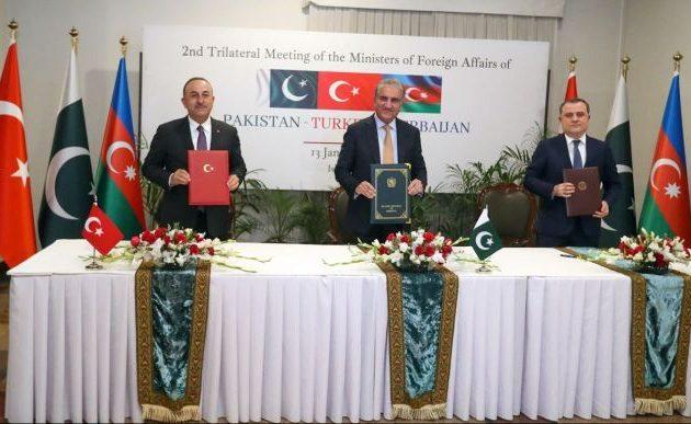 Τουρκία και Πακιστάν αναλαμβάνουν την «ανοικοδόμηση» του Ναγκόρνο Καραμπάχ