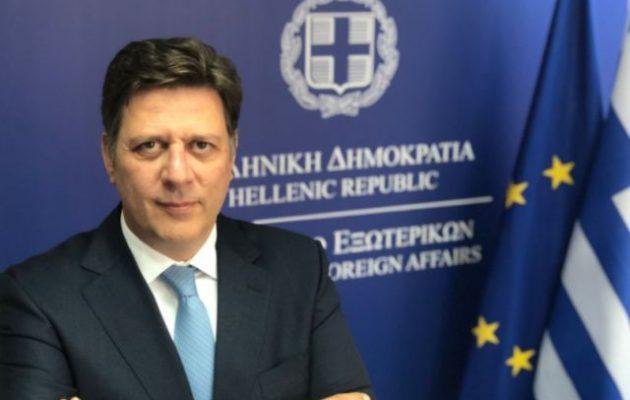 Στη Βόρεια Μακεδονία ο Βαρβιτσιώτης – Θα θέσει το ζήτημα της πλήρους, συνεπούς και με καλή πίστη εφαρμογής της Συμφωνίας των Πρεσπών