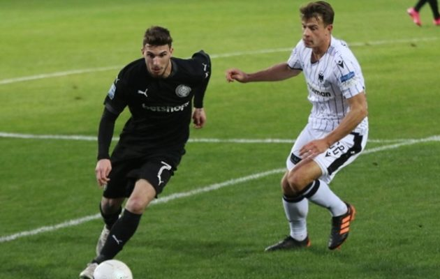 Ο ΠΑΟΚ «έκανε περίπατο» στο Ηράκλειο 3-0 τον ΟΦΗ