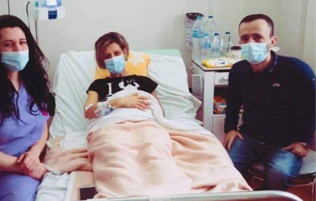 Βελτιώνεται η υγεία της νοσηλεύτριας στην Κέρκυρα – Τι μήνυμα έστειλε με ανάρτηση της