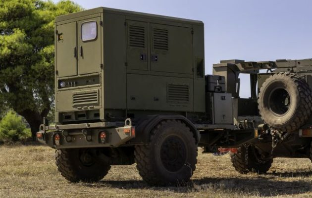 Ολοκληρωμένες Υβριδικές Λύσεις Ηλεκτρικής Ισχύος από τη Marshall Aerospace and Defence Group και την INTRACOM DEFENSE