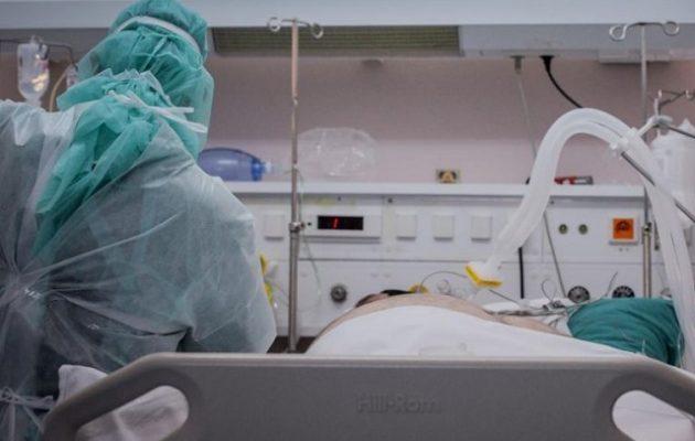 Κορωνοϊός: Υπό ασφυκτική πίεση τα νοσοκομεία της Αττικής – Γέμισαν οι ΜΕΘ