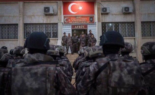 Η Τουρκία προσαρτά εμμέσως τα συριακά εδάφη που κατέχει στη βόρεια Συρία