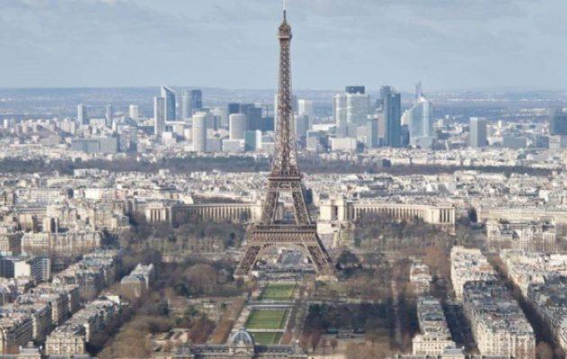 Βουτιά 8,2% της γαλλικής οικονομίας το 2020