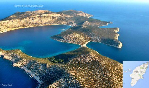 Οι Τούρκοι άρχισαν να διεκδικούν και τη νήσο Αλιμιά δίπλα στη Ρόδο – Τι δήλωσε ο Ουμίτ Γιαλίμ