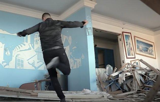 «Το ζεϊμπέκικο της Βηρυτού»: Ένα συγκλονιστικό ντοκιμαντέρ για τους Έλληνες του Λιβάνου μετά την έκρηξη