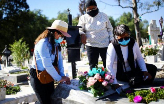 Μεξικό: 1.368 νέοι θάνατοι και 13.051 νέα κρούσματα σε ένα 24ωρο