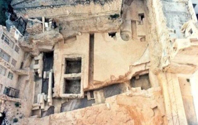 Αποφασισμένο το Υπουργείο Πολιτισμού να διενεργήσει συστηματικές ανασκαφές στο Δημόσιο Σήμα