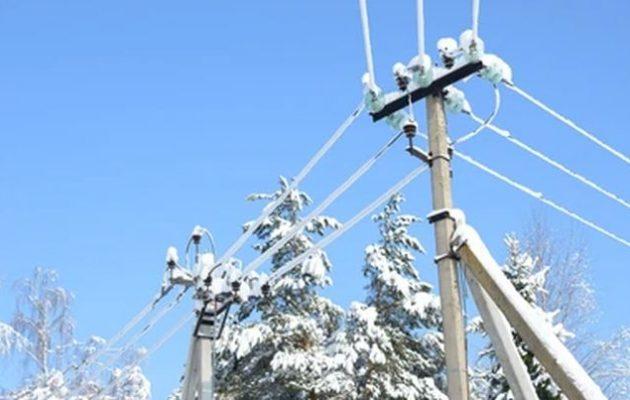 Σε ποιες περιοχές παρουσιάζονται προβλήματα ηλεκτροδότησης