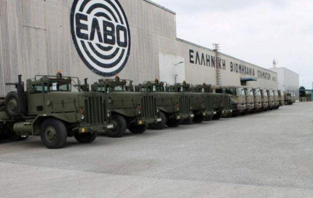 Νέα εποχή για την ΕΛΒΟ: Ελληνοϊσραηλινή αμυντική βιομηχανία με πολλές δουλειές