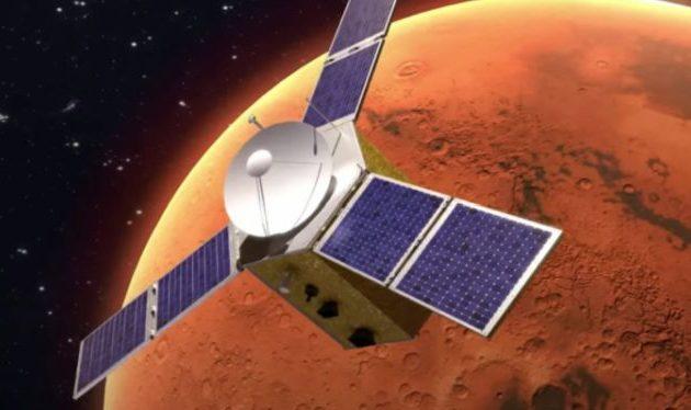 Ρομποτικό σκάφος των Ηνωμένων Αραβικών Εμιράτων έφτασε στον Άρη