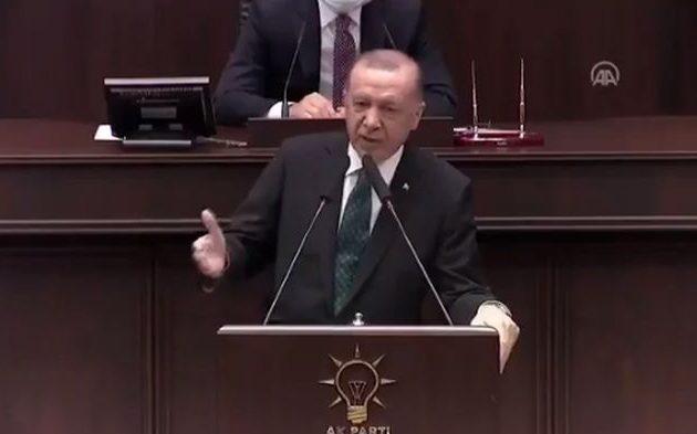 Άκου καλά Ερντογάν! Θα έρθουμε και θα είναι ημέρα όταν θα διαμελίσουμε την άθλια ορδή σου