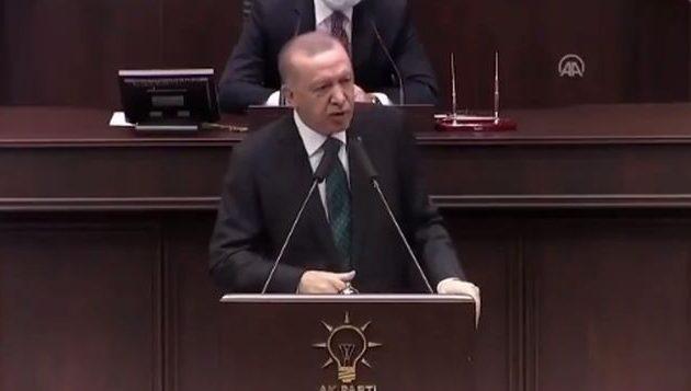 Ιαχές Ερντογάν: «Ο Μητσοτάκης με προκάλεσε!» – Αρνήθηκε τον διάλογο και απείλησε με πόλεμο