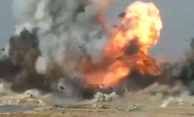 Ισλαμικό Κράτος: Βομβιστής αυτοκτονίας από τη… χαρά του σκότωσε 21 τζιχαντιστές φίλους του