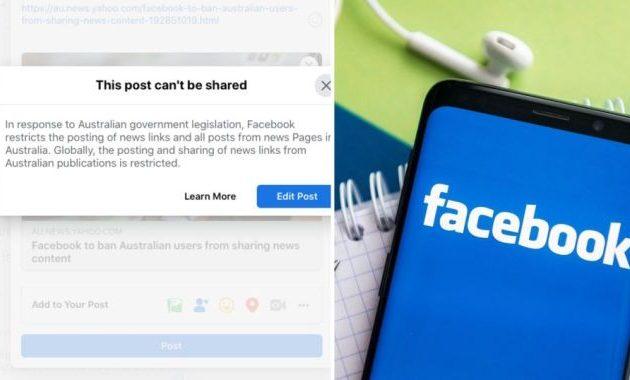 Το Facebook απέκλεισε τις ειδήσεις στην Αυστραλία – Γιατί έλαβε αυτή την απόφαση